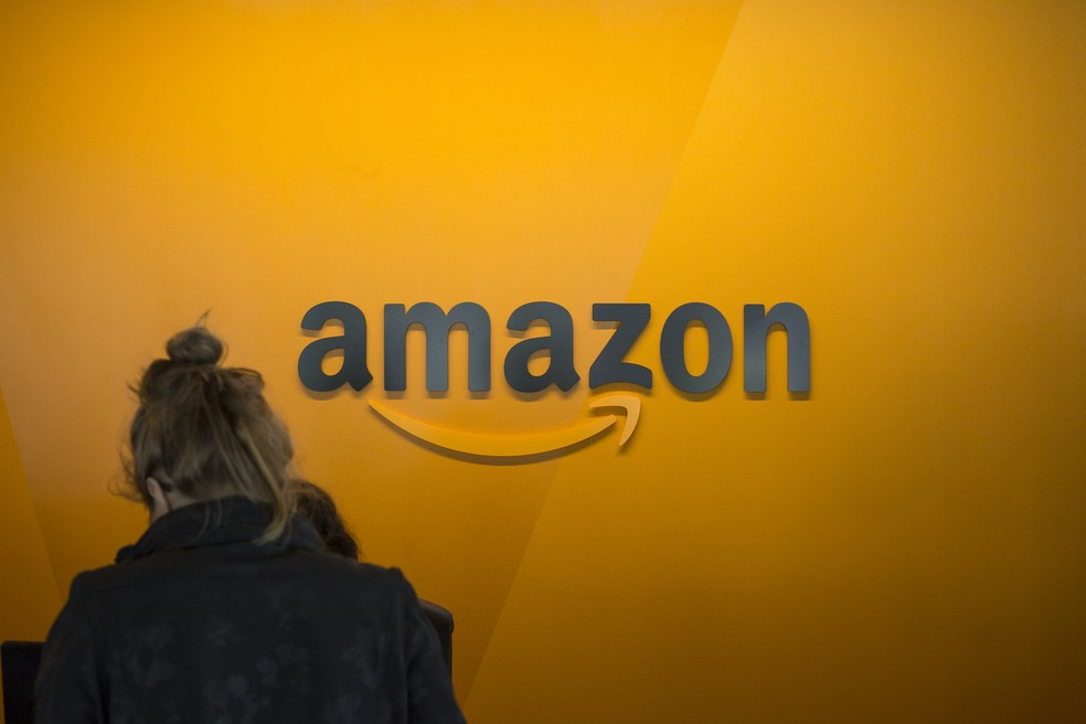 -  Atual sede da Amazon em Seattle, no Estados Unidos.  Foto: David Ryder / France Presse