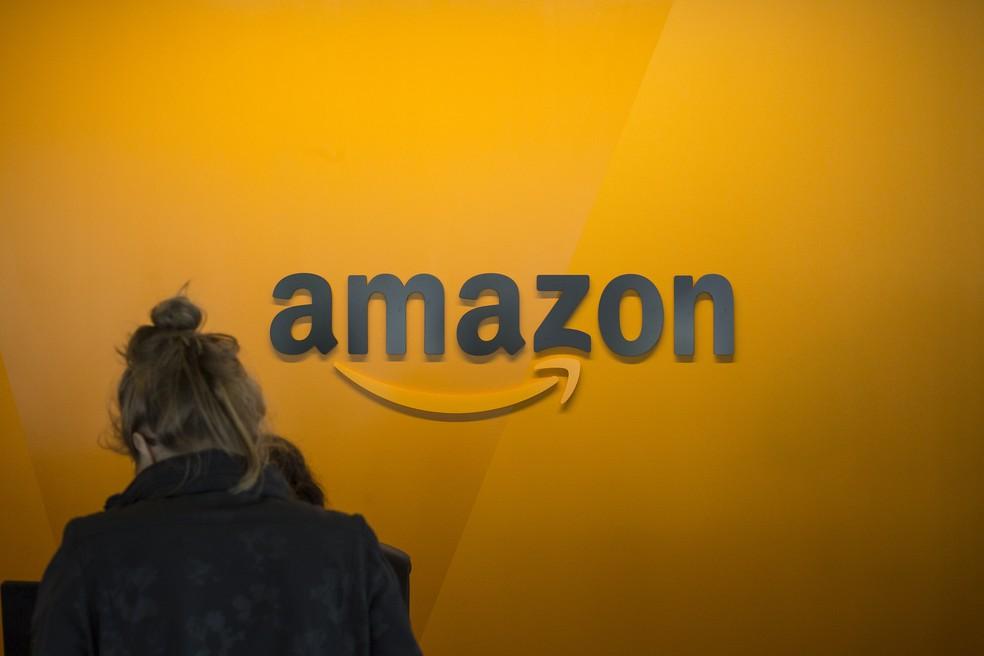 -  Atual sede da Amazon em Seattle, no Estados Unidos.  Foto: David Ryder / France Presse