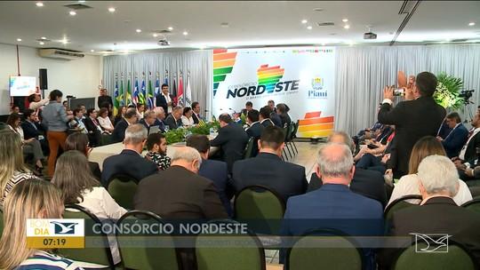 Governadores do Nordeste se reúnem em segunda reunião do Consórcio criado em abril