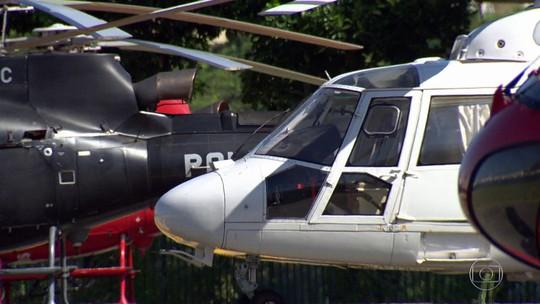 MP revela 2.000 voos particulares de Cabral em helicópteros do estado