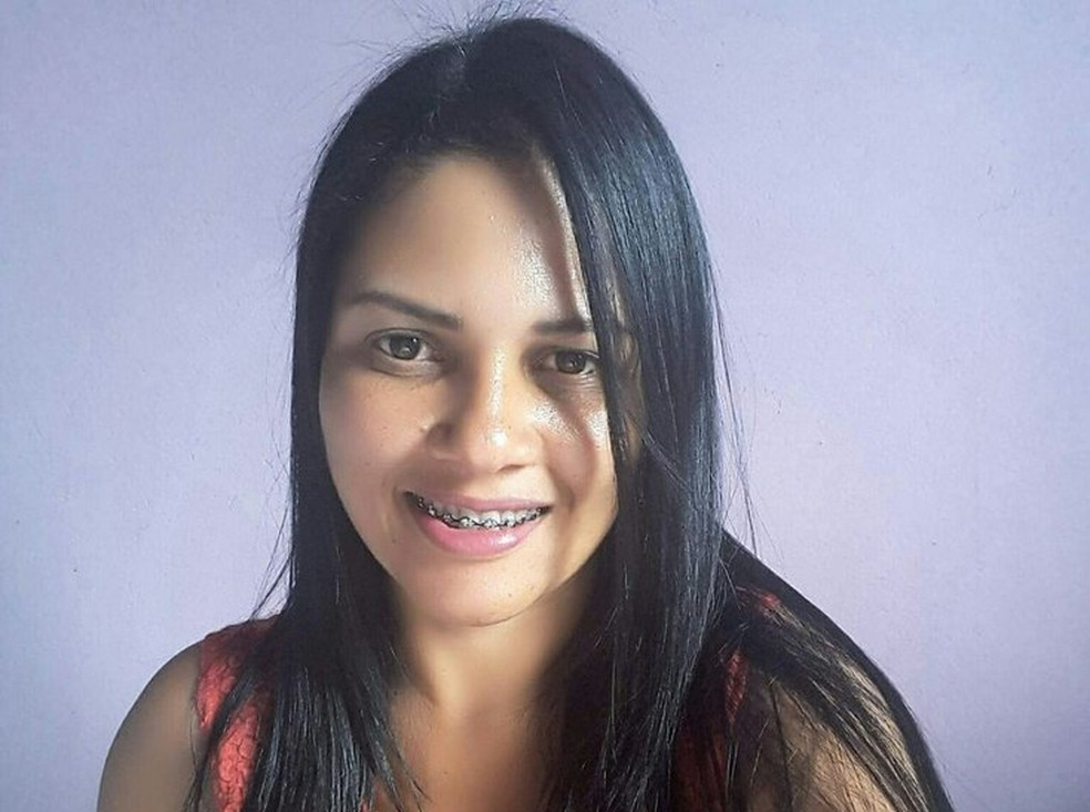 Keila dos Santos foi morta peloex — Foto: Arquivo Pessoal