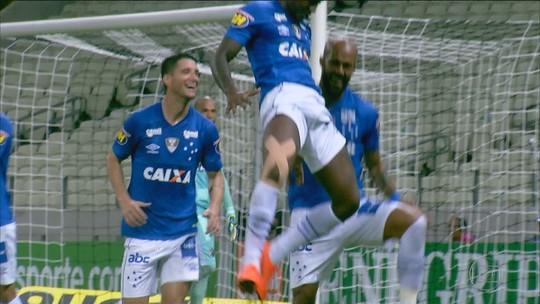 Após encerrar jejum na estreia de Ceni, Cruzeiro mira fim da seca de vitórias fora de BH pelo Brasileiro