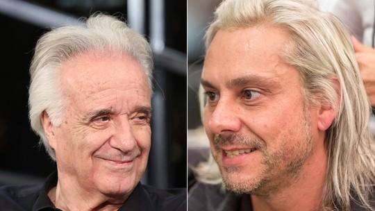 Maestro João Carlos Martins elogia Alexandre Nero: 'Não escolho gente feia para fazer meu papel'