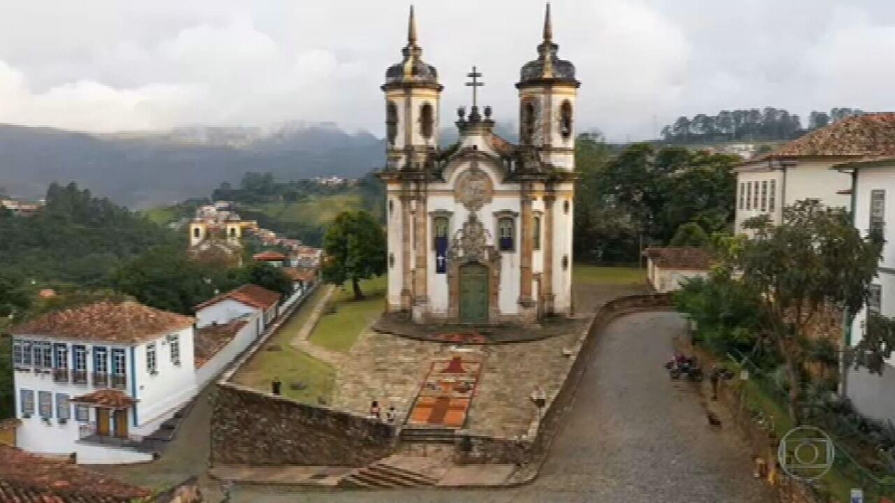 Cidades históricas de MG se adaptam para manter tradições na Semana santa