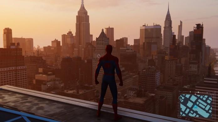 Spider-Man (Foto: Reprodução / TechTudo)