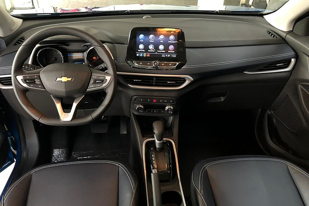 Novo Chevrolet Tracker (Foto: Autoesporte)