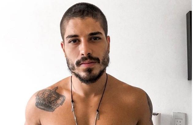 Vencedor da oitava edição do programa, o ator Douglas Sampaio apareceu nos noticiários nos últimos anos por conta de polêmicas envolvendo suas ex-namoradas. O último trabalho na TV foi no 'Dancing Brasil', em 2018 (Foto: Reprodução/ Instagram)