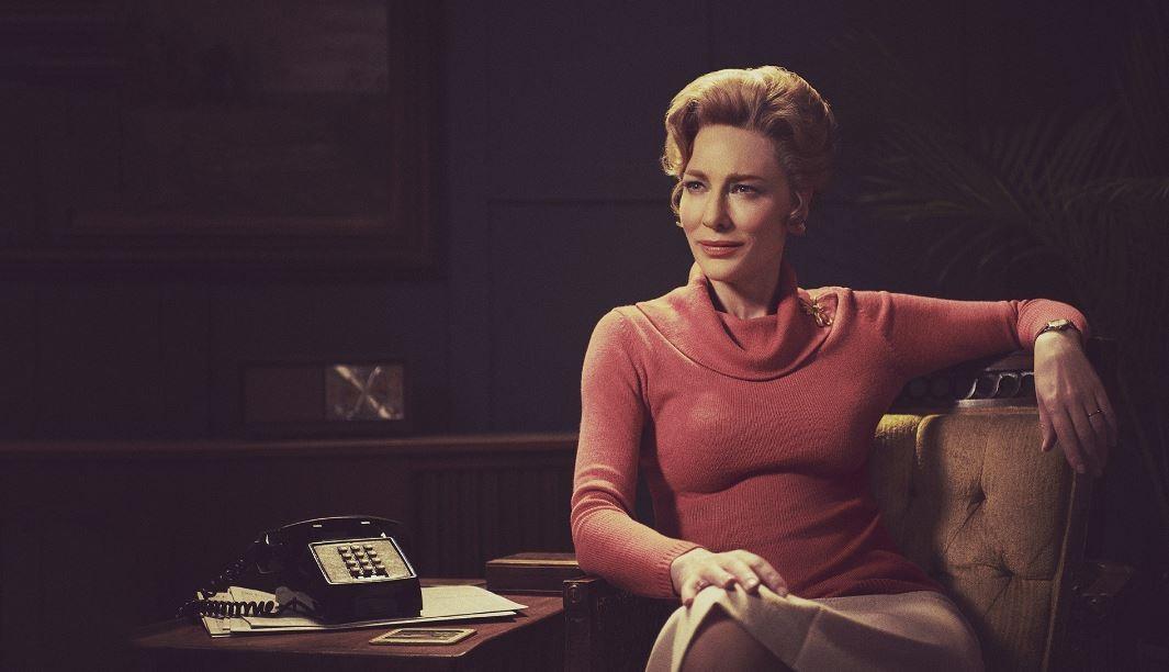 Estrelada por Cate Blanchett, a série Mrs America estreia no Brasil em 19 de setembro (Foto: Divulgação)