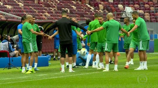 Portugal e Marrocos vai ser o jogo com mais estrangeiros em campo