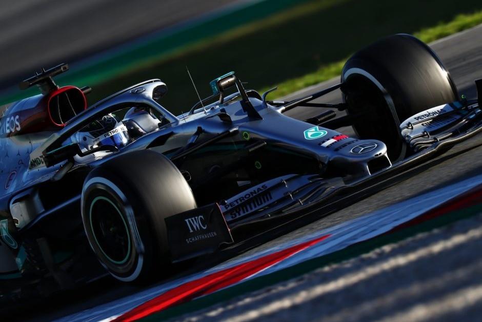 Fórmula 1 - Mercedes Testes (Foto: Divulgação)