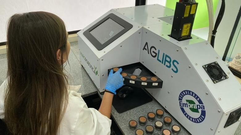 solo-carbono-laser-aglibs (Foto: Divulgação/AGLIBS)