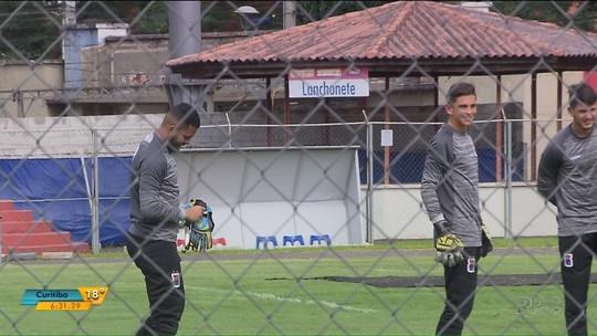Paraná e Atlético fazem clássico hoje pelo campeonato estadual