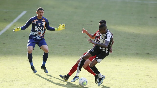 Ceará x Athletico-PR