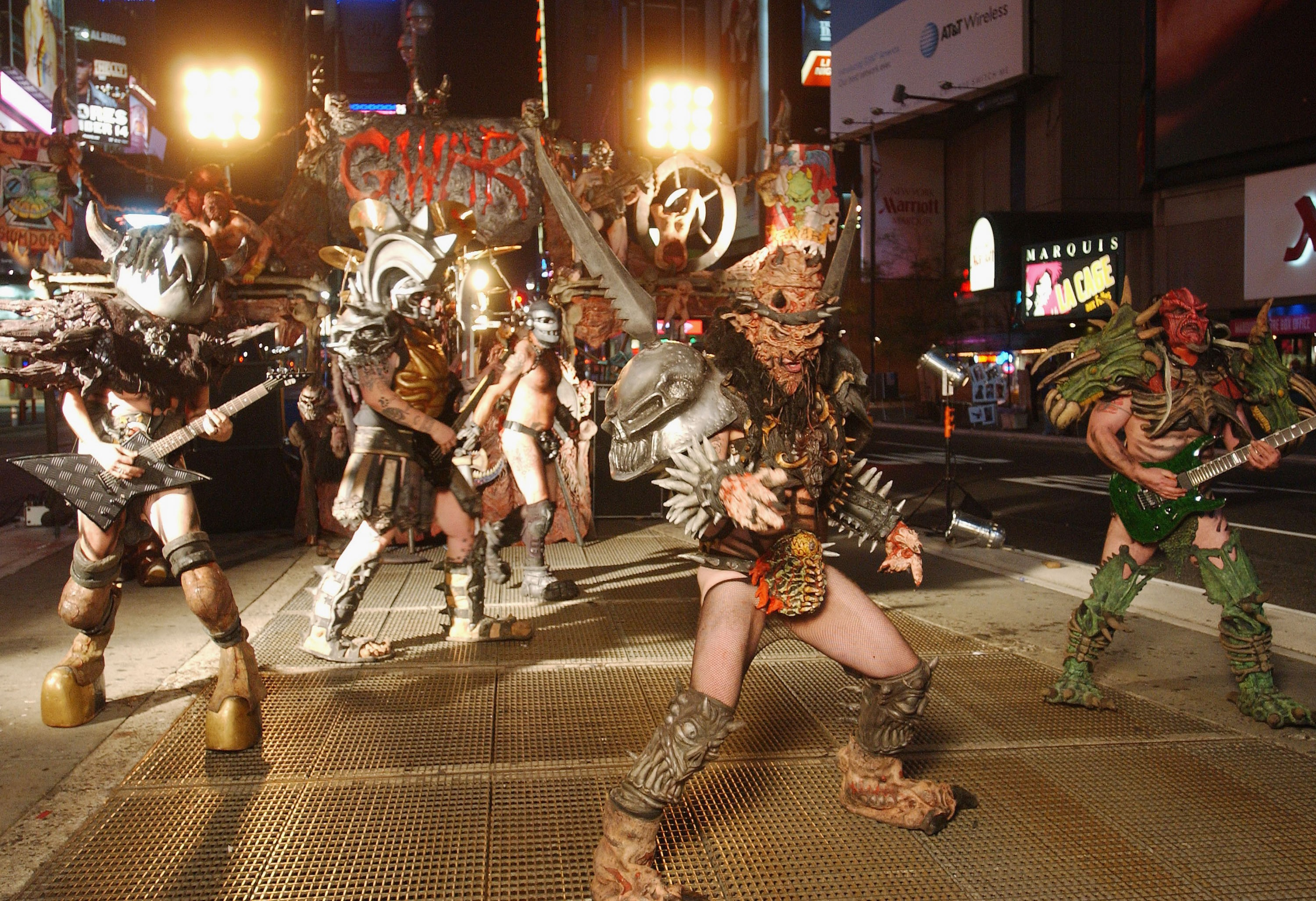 Gwar  (Foto: Getty Images)