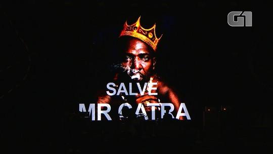 Planet Hemp homenageia Mr Catra no Festival de Verão
