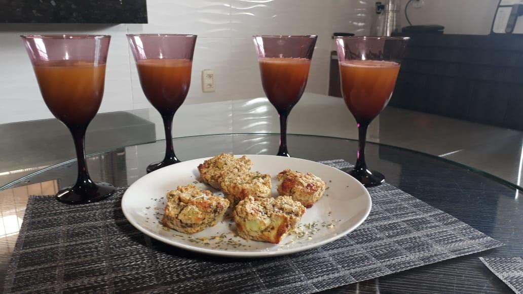 Bolinho de brócolis é opção rápida e saborosa para o lanche; veja receita - Notícias - Plantão Diário