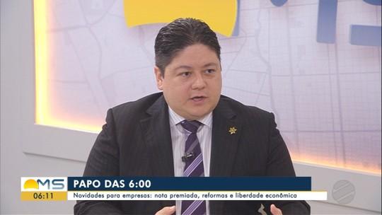 Papo das 6 desta segunda é com a Associação Comercial e Industrial de Campo Grande