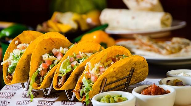 Tacos Mexicano (Foto: Divulgação)