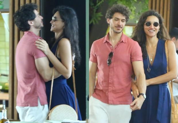 """Resultado de imagem para José Loreto sobre comparação com namorado de Débora Nascimento: """"Se for parecido, bom pra ela"""""""