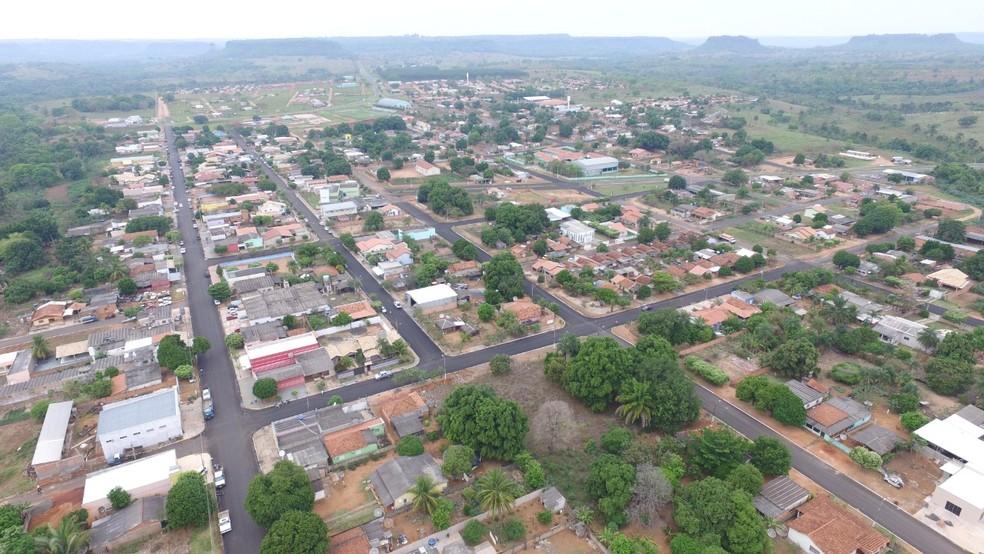 Figueirão recebe novos investidores após sistema de monitoramento de fazendas. — Foto: Prefeitura de Figueirão/Divulgação