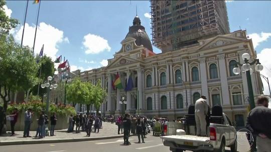 Congresso da Bolívia aprova convocar novas eleições presidenciais sem Evo Morales