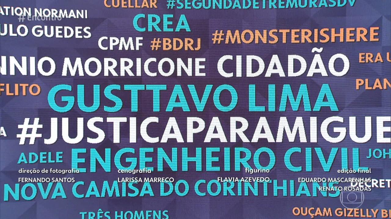 Gusttavo Lima promete custear tratamento para ciclista que atropelou em Goiás