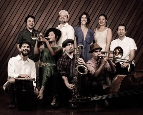 Magnólia Orquestra (Foto: Divulgação)