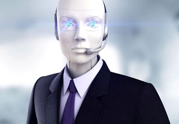 Robô ; tecnologia ; Inteligência Artificial ; automação ; robotização ;  (Foto: Reprodução/Facebook)
