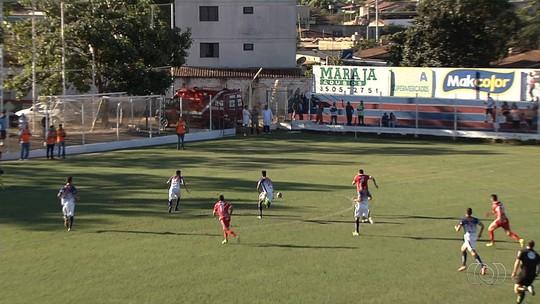 Anapolina e Goiânia se aproximam de vaga na elite do Campeonato Goiano