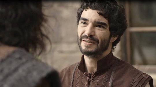 Cássio se irrita ao tentar convencer Afonso a voltar para o trono