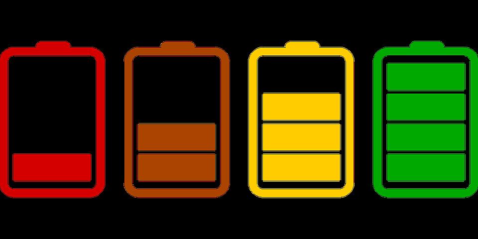 Baterias  (Foto: Pixabay)