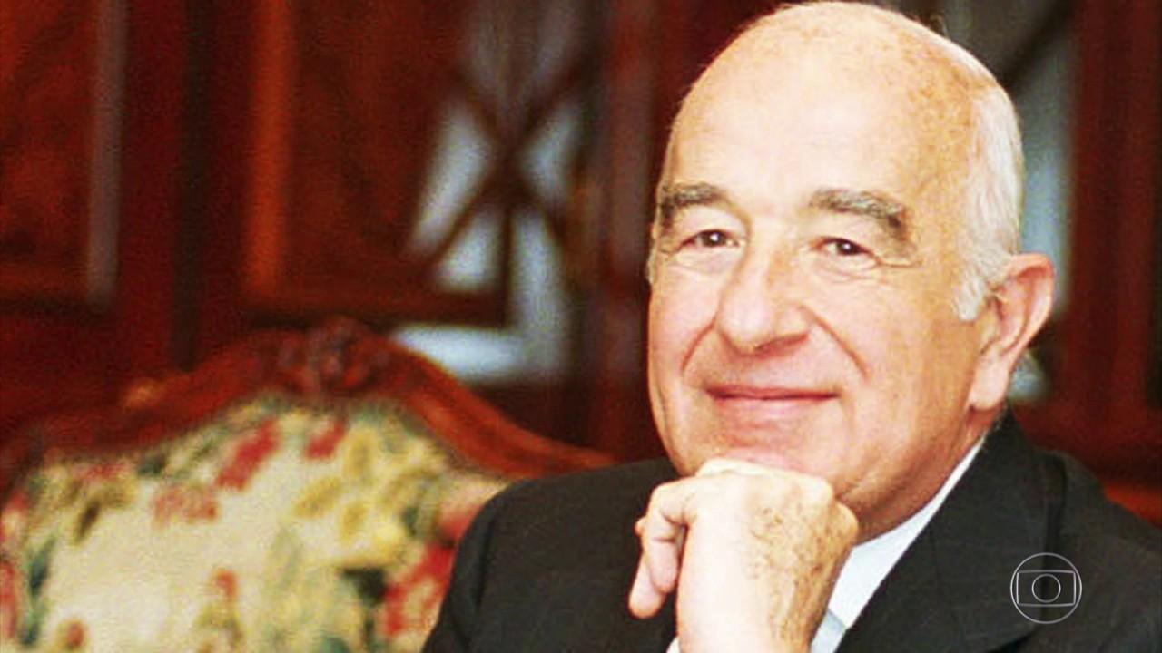 Joseph Safra morre aos 82 anos