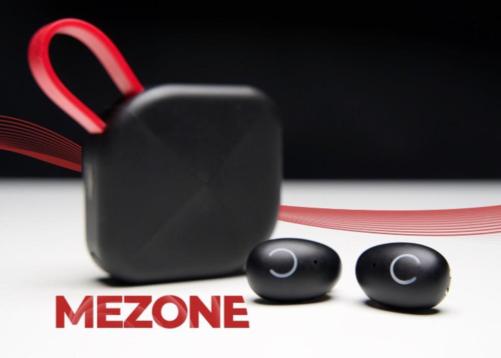 Design simples e ergonômico é um dos pontos positivos do dispositivo  — Foto: Divulgação/Mezone