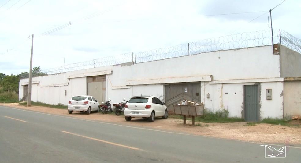 Adolescente de 17 anos é encontrado morto dentro da Funac em Imperatriz — Foto: Reprodução/TV Mirante