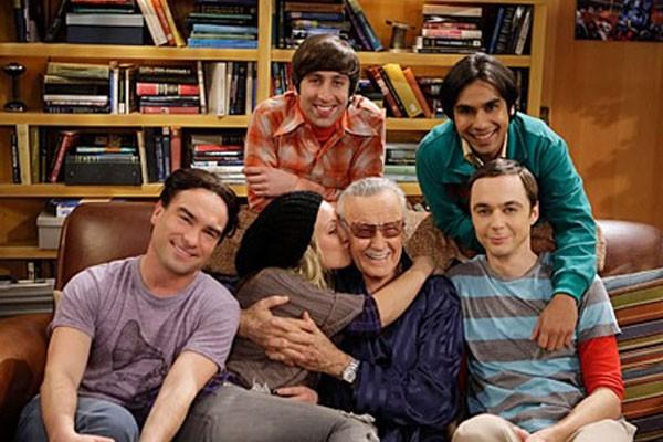 Stan Lee foi um dos convidados da série (Foto: Divulgação)