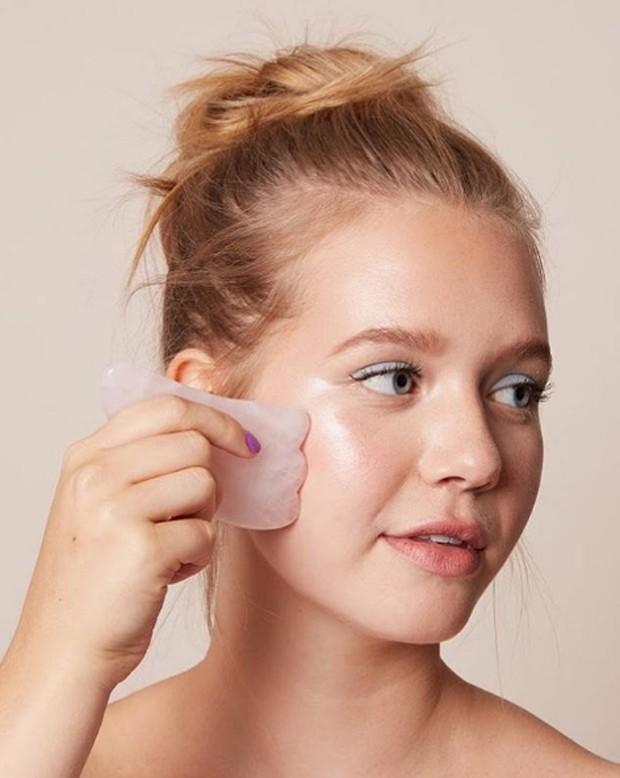 Massagem facial coreana: saiba tudo sobre o procedimento (Foto: Reprodução / Instagram @skingymco)