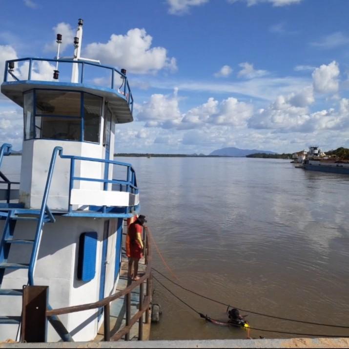 Corpo de Bombeiros encerra buscas por banhista que sumiu no Rio Branco, em Boa Vista - Notícias - Plantão Diário