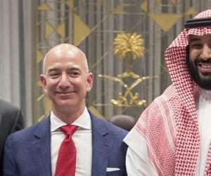 Por que o príncipe da Arábia Saudita hackeou celular de Jeff Bezos, segundo investigação da ONU