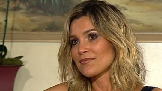 Flávia Alessandra revela: 'adoraria ter gêmeos'