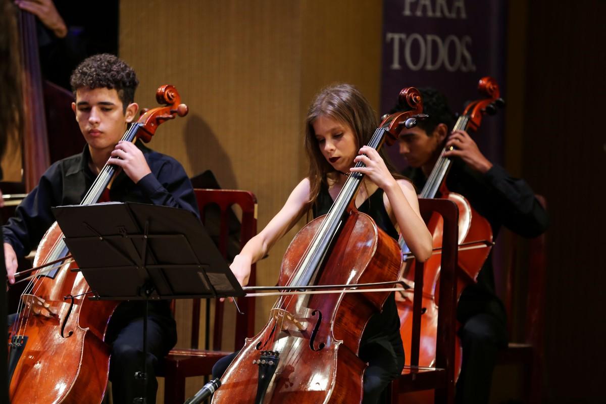 Quarteto Acordes Mágicos se apresenta hoje no Festival Eleazar de Carvalho  | Especial Publicitário - UNIFOR | G1