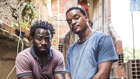 'Cidade dos homens': Laranjinha e Acerola voltam em nova minissérie da Globo