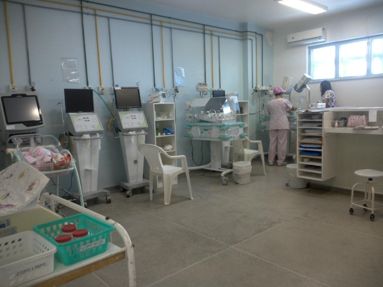 UI neonatal do Hospital da Mulher, em Cabo Frio, RJ, é descredenciada do SUS - Noticias