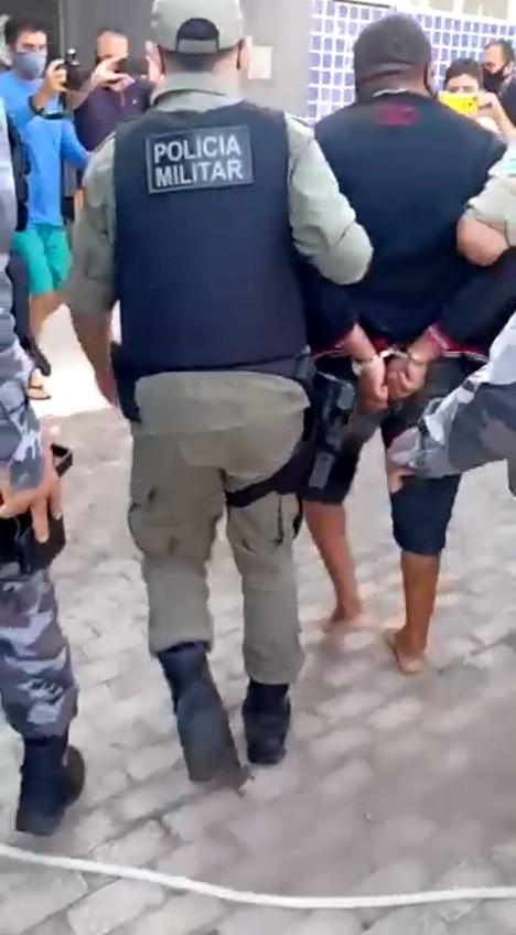 Mototaxista suspeito de esfaquear e matar guarda municipal é preso no Piauí