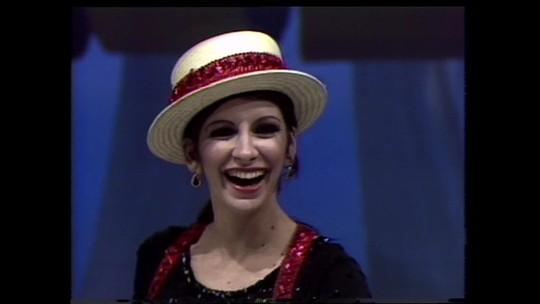 Totia Meireles e Felipe de Carolis estão no elenco do musical 'Pippin'