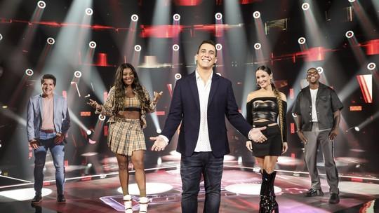 'The Voice +': veja os looks dos técnicos e apresentadores na estreia do programa