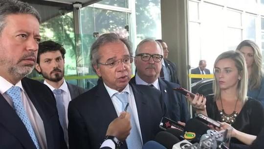 Após reunião com PP, Guedes diz estar confiante em alcançar 'meio-termo' para aprovar Previdência