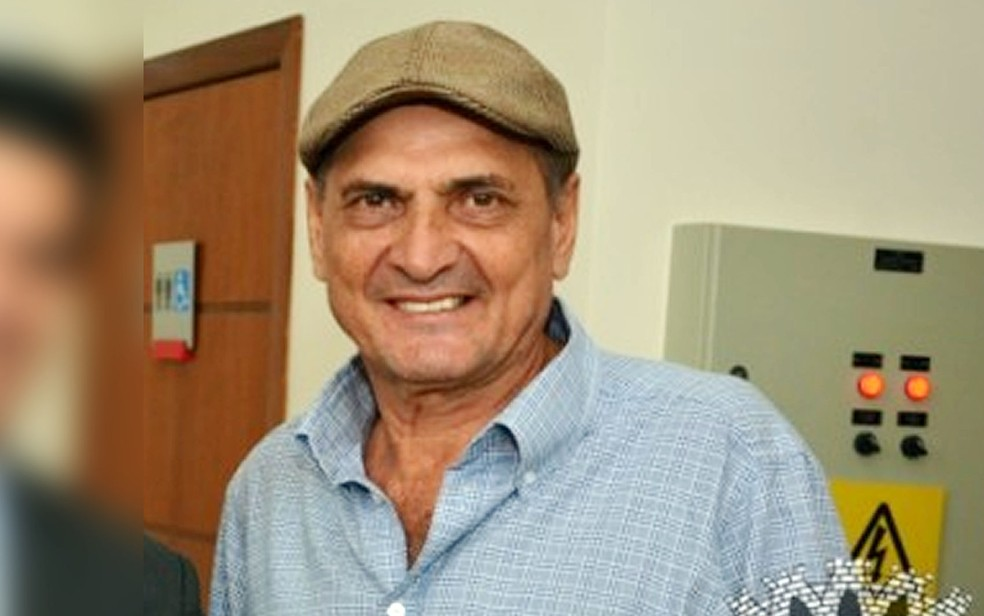 Getúlio Viana (PSB) deve deixar o cargo de prefeito de Primavera do Leste (Foto: Prefeitura de Primavera do Leste-MT/ Assessoria)