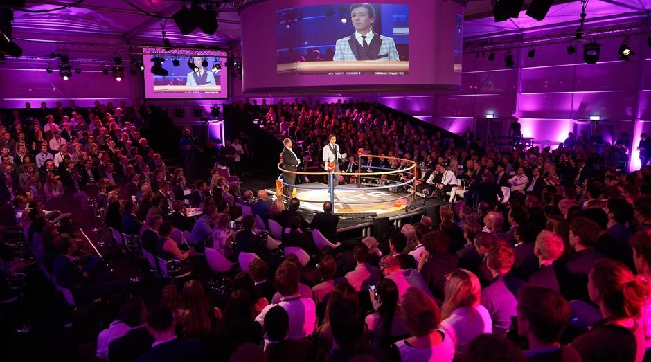 O Get in the Ring acontece 2 de maio, em São Paulo (Foto: Divulgação)