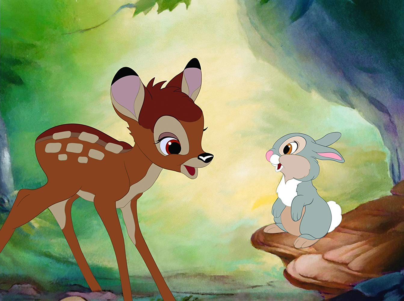 'Bambi' vai ganhar nova versão realista da Disney, diz revista