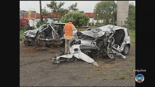 Série aborda acidentes provocados por imprudência no trânsito